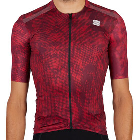 Sportful Escape Supergiara Jersey Men, red wine